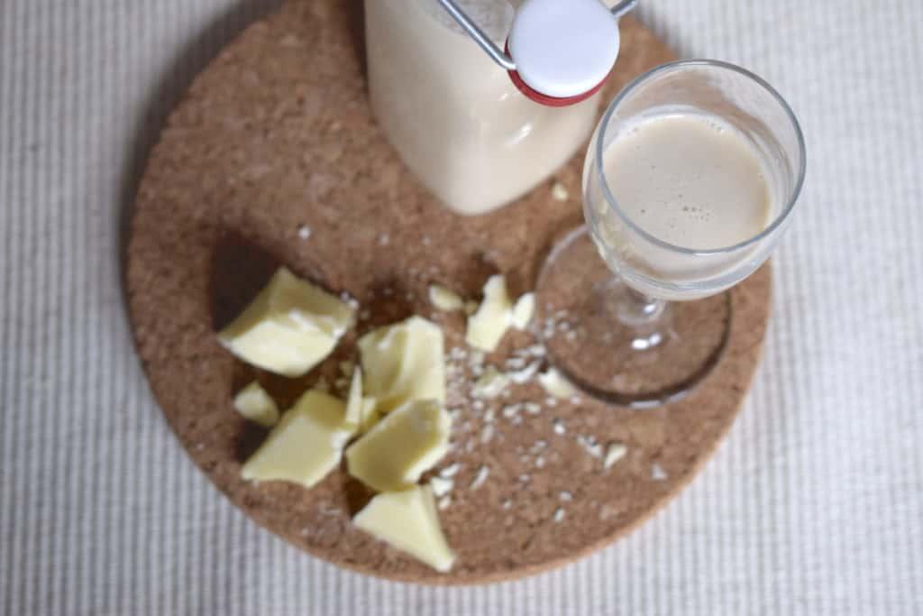 Likör –Weißer Schokoladenlikör aus dem Thermonix® – Foto: Nicole Stroschein