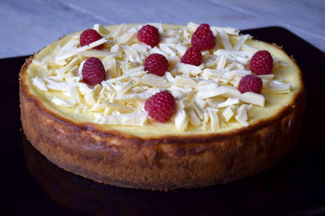New York Cheesecake aus dem Thermomix® – Foto: Nicole Stroschein