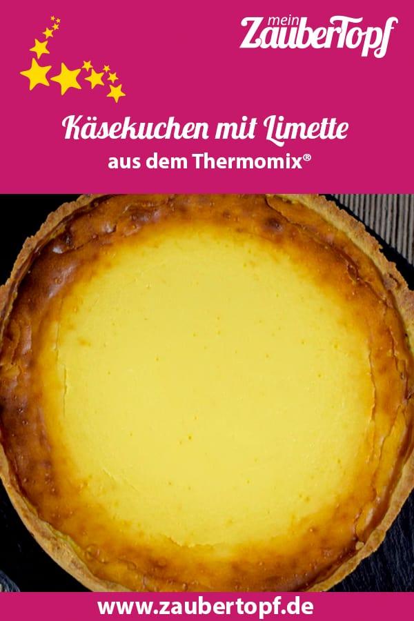 Klassischer Käsekuchen aus dem Thermomix® – Foto: Nicole Stroschein