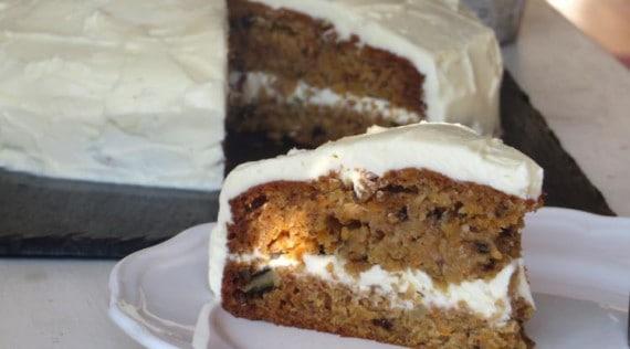Carrot Cake aus dem Thermomix® – Foto: Nicole Stroschein