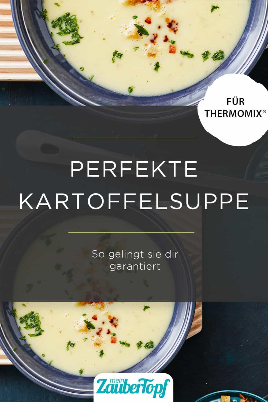 Kartoffelsuppe aus dem Thermomix® – Foto: Jorma Gottwald