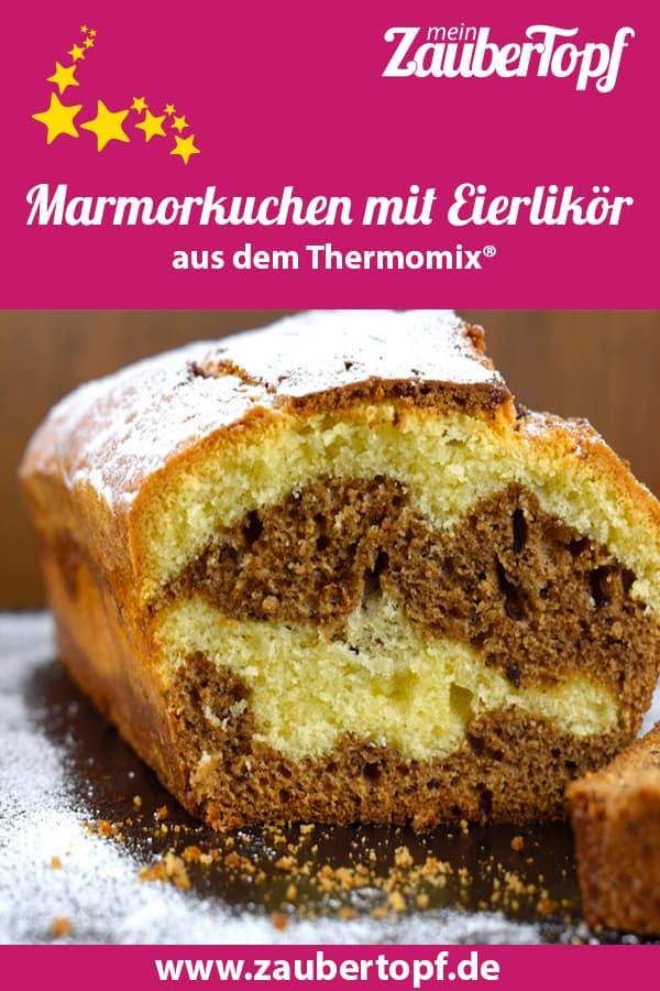 Marmorkuchen aus dem Thermomix® – Foto: Nicole Stroschein