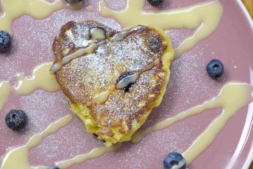 Pancakes aus dem Thermomix® – Foto: Nicole Stroschein