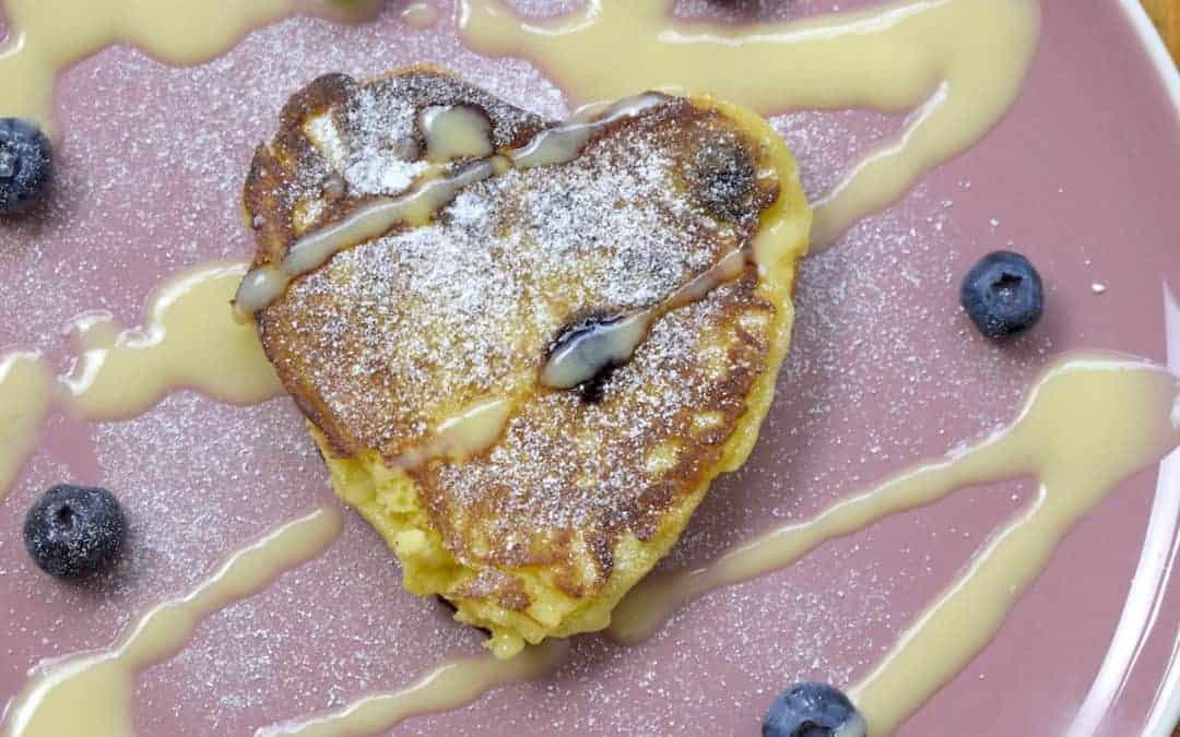 Pancakes für Verliebte (und andere)