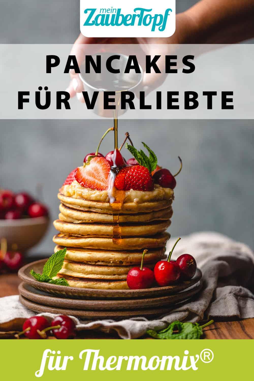 Pancakes für Verliebte mit dem Thermomix® - Foto: Photo by Chad Montano / Unsplash