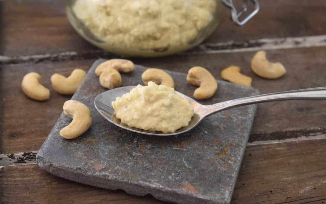 Cashew-Mayonnaise aus dem Thermomix®