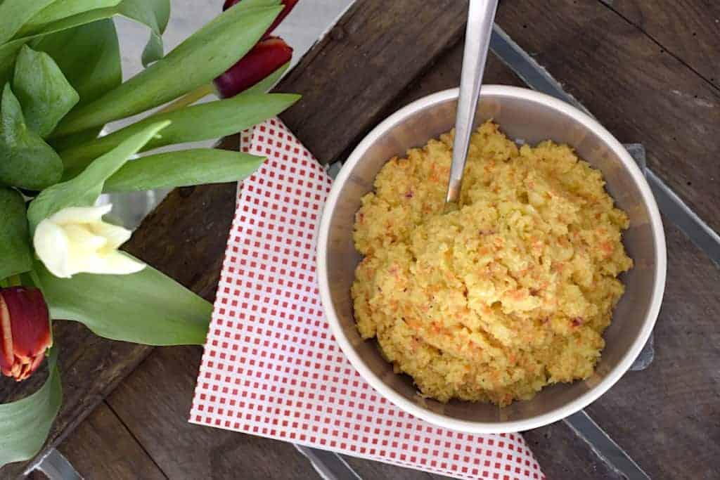 Coleslaw aus dem Thermomix® – Foto: Nicole Stroschein