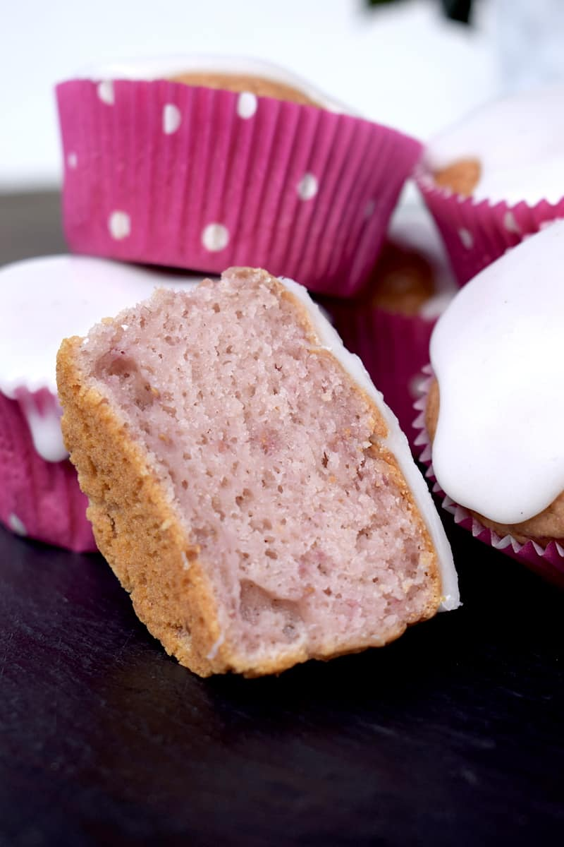 Himbeer-Muffins aus dem Thermomix® – Foto: Nicole Stroschein