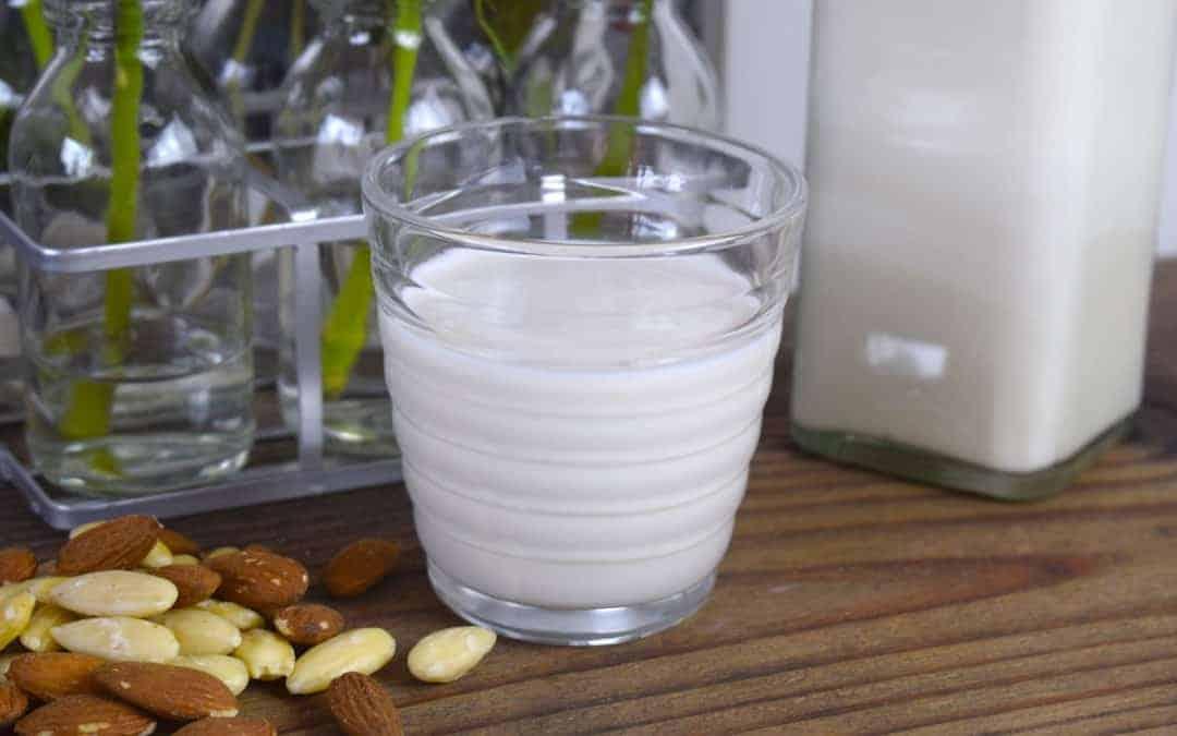Mandelmilch aus dem Thermomix®