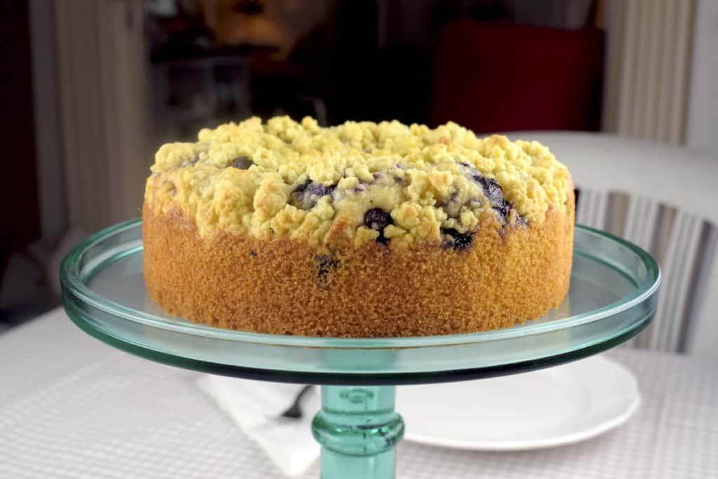 Streuselkuchen mit Grieß Thermomix® – Foto: Nicole Stroschein – Foto: Nicole Stroschein