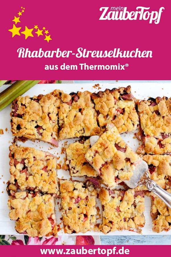 Rhabarber-Streuselkuchen – Foto: Ira Leoni