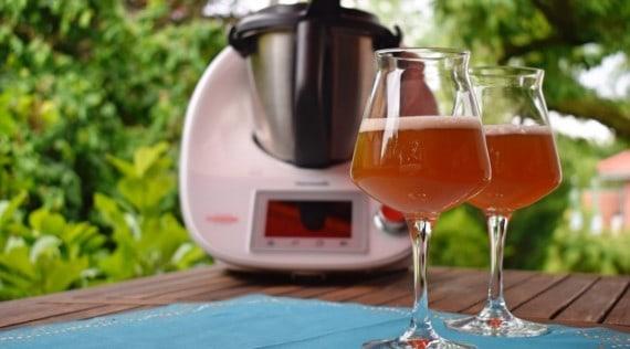 Bier aus dem Thermomix® – Foto: Nicole Stroschein