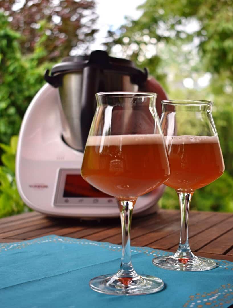 Bier aus dem Thermomix® –Foto: Nicole Stroschein