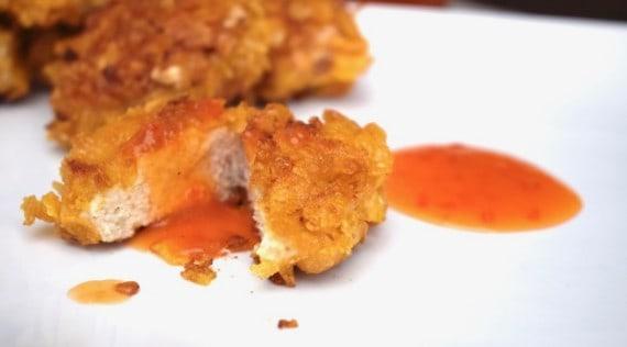 Chicken Nuggets aus dem Thermomix® – Foto: Nicole Stroschein