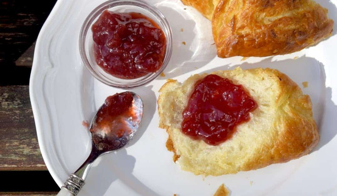 Croissants aus dem Thermomix® – Foto: Nicole Stroschein