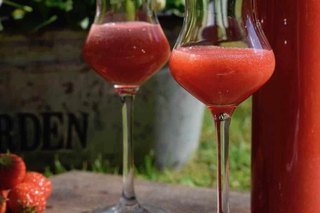 Erdbeerlimes aus dem Thermomix® – Foto: Nicole Stroschein