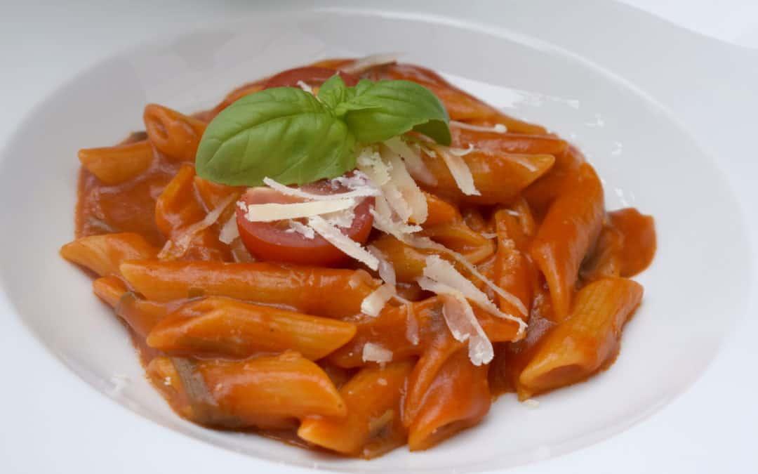 One Pot: Pasta all'Arrabiata aus dem Thermomix®