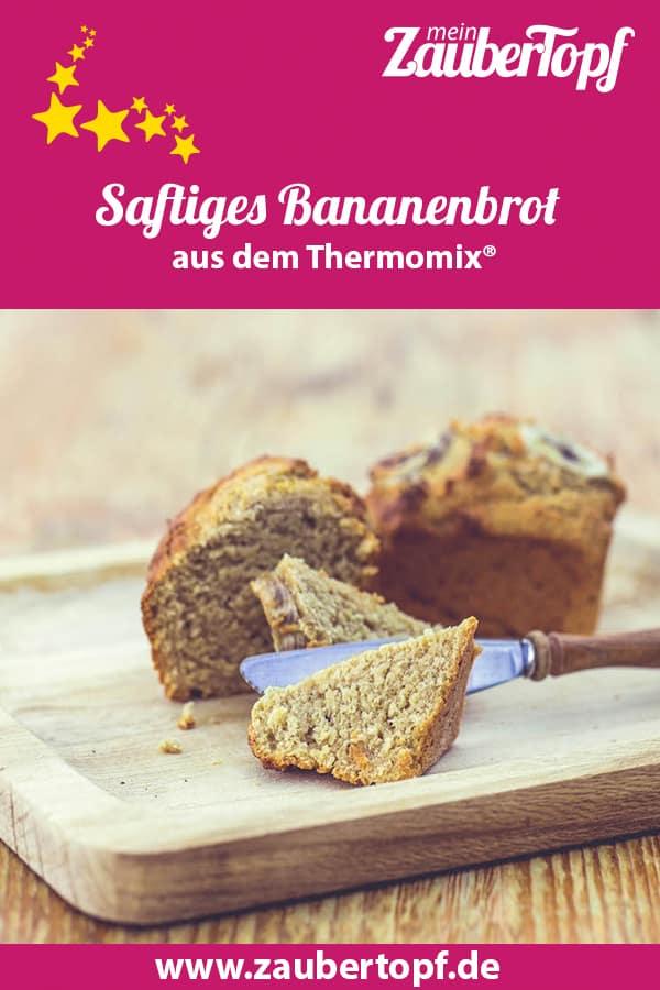 Bananenbrot aus dem Thermomix® – Foto: Ricarda Ohligschläger