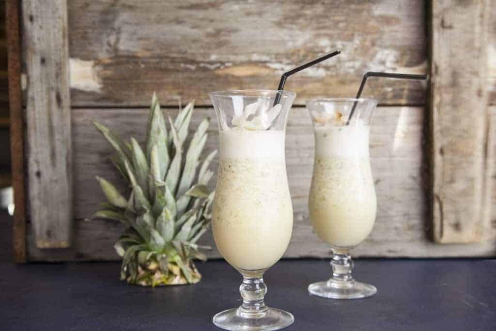 Carol Coconut Cocktail aus dem Thermomix® – Foto: Kathrin Knoll