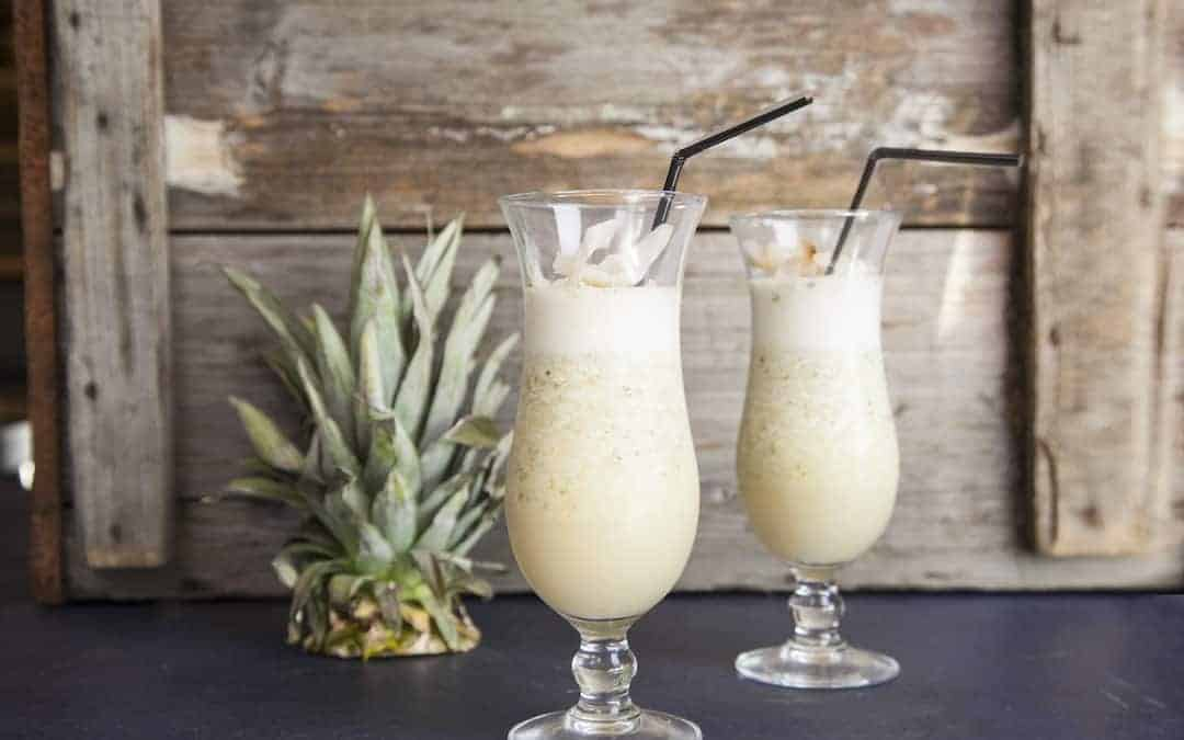 Carol Coconut Cocktail aus dem Thermomix®