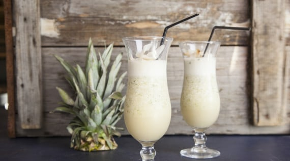 Carol Coconut Cocktail aus dem Thermomix® – Foto: Kathrin Knoll