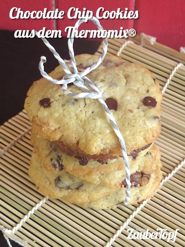Schoko cookies rezept thermomix