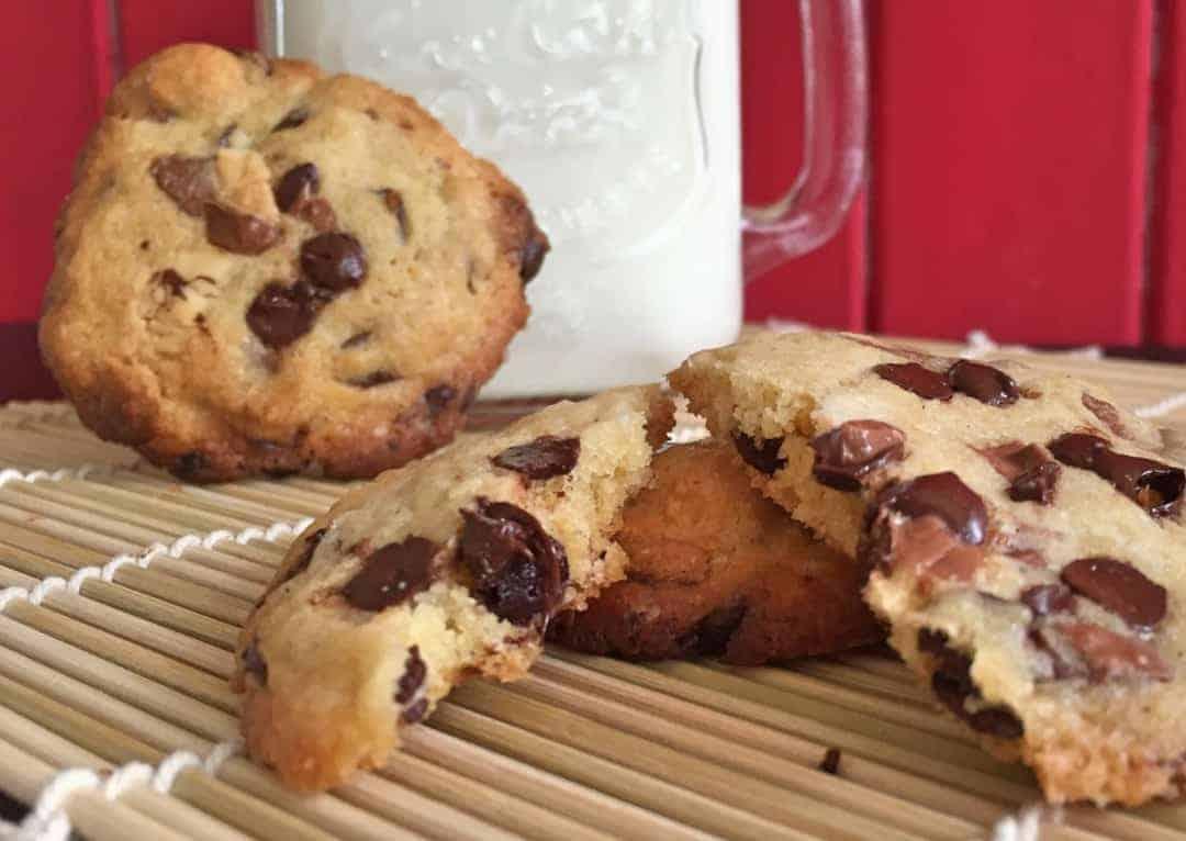 Chocolate Chip Cookies aus dem Thermomix® – Foto: Nicole Stroschein