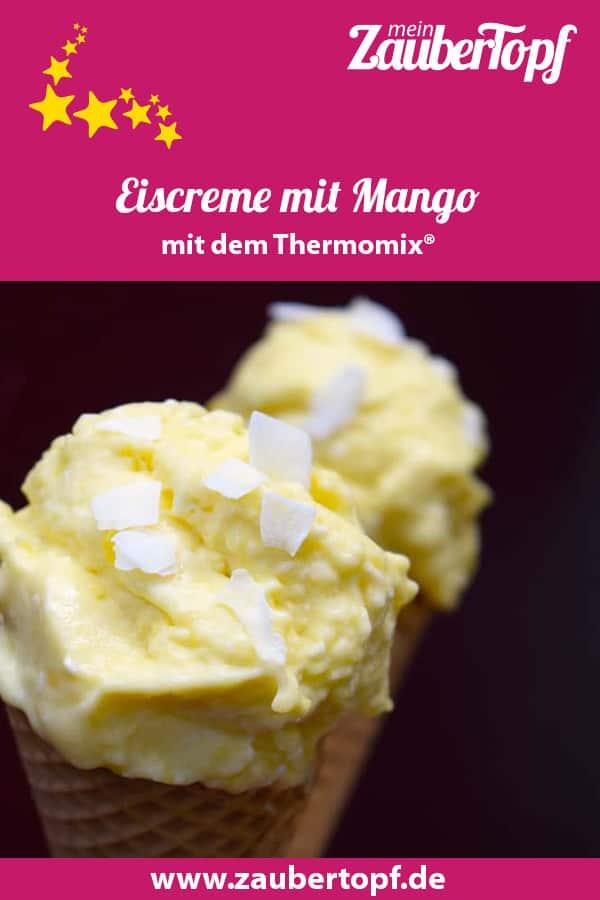 Eiscreme aus dem Thermomix® – Foto: Nicole Stroschein