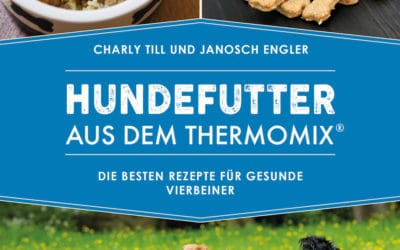 Hundefutter aus dem Thermomix®: Kalbfleischtopf und Leberherzchen