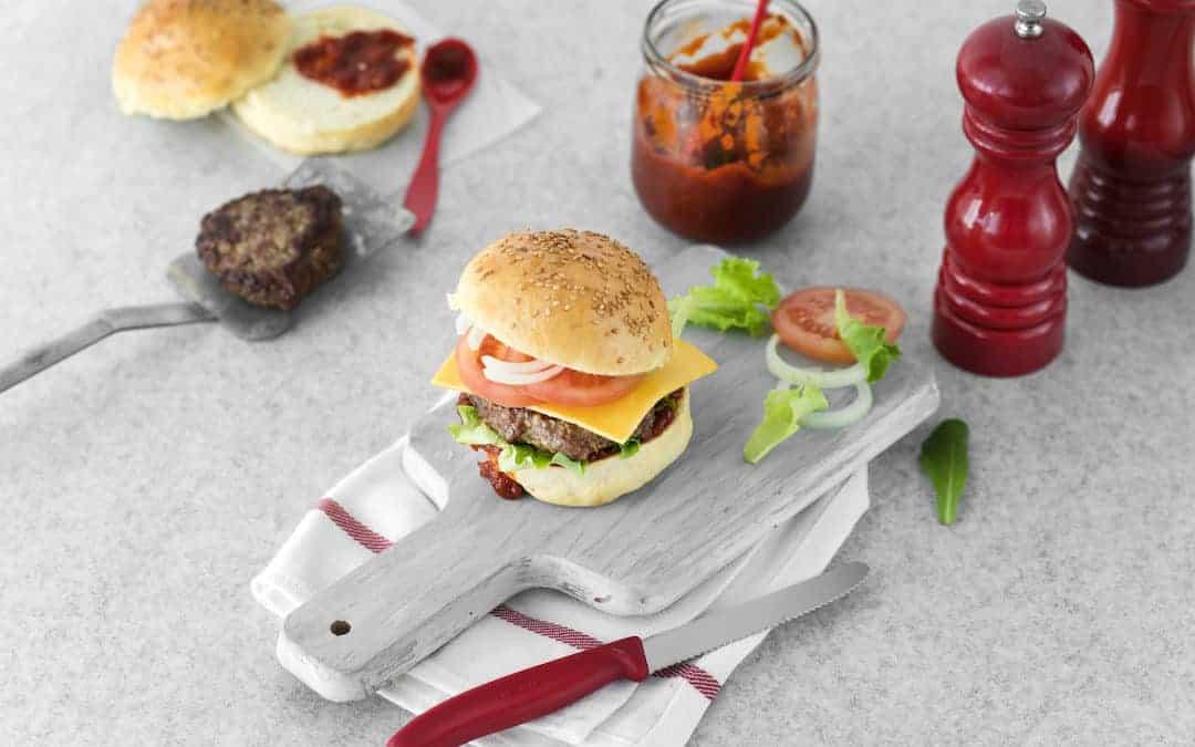 Perfekte Burger aus dem Thermomix®