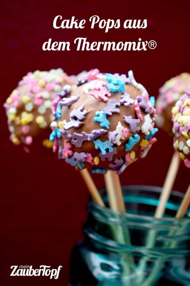 Cake Pops aus dem Thermomix® – Foto: Nicole Stroschein