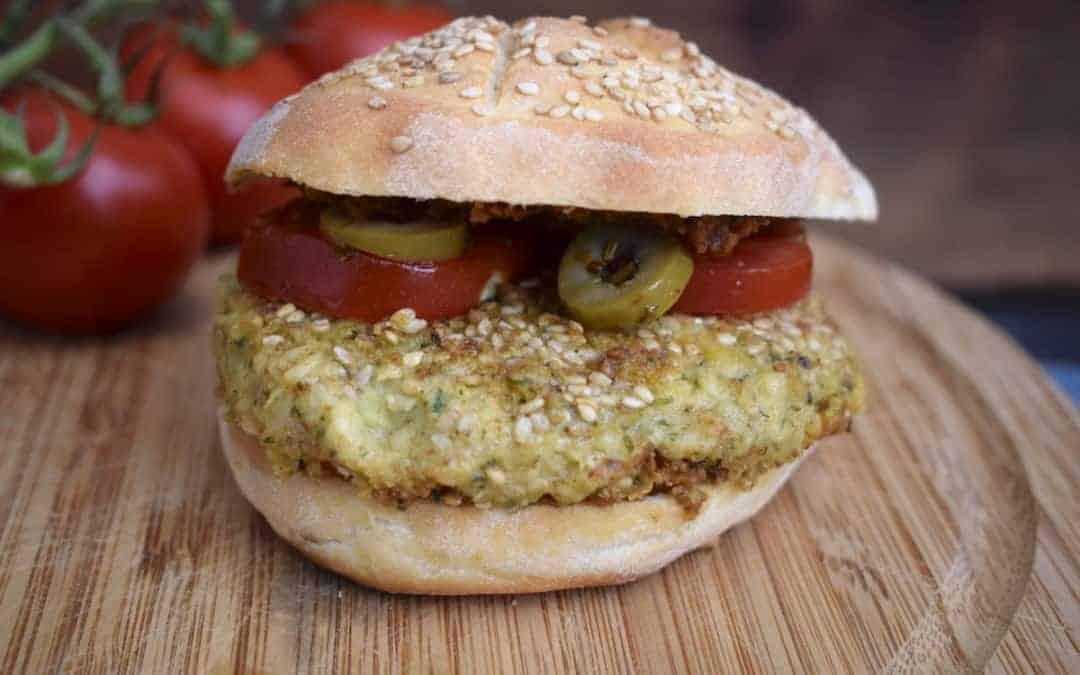 Falafelburger aus dem Thermomix®