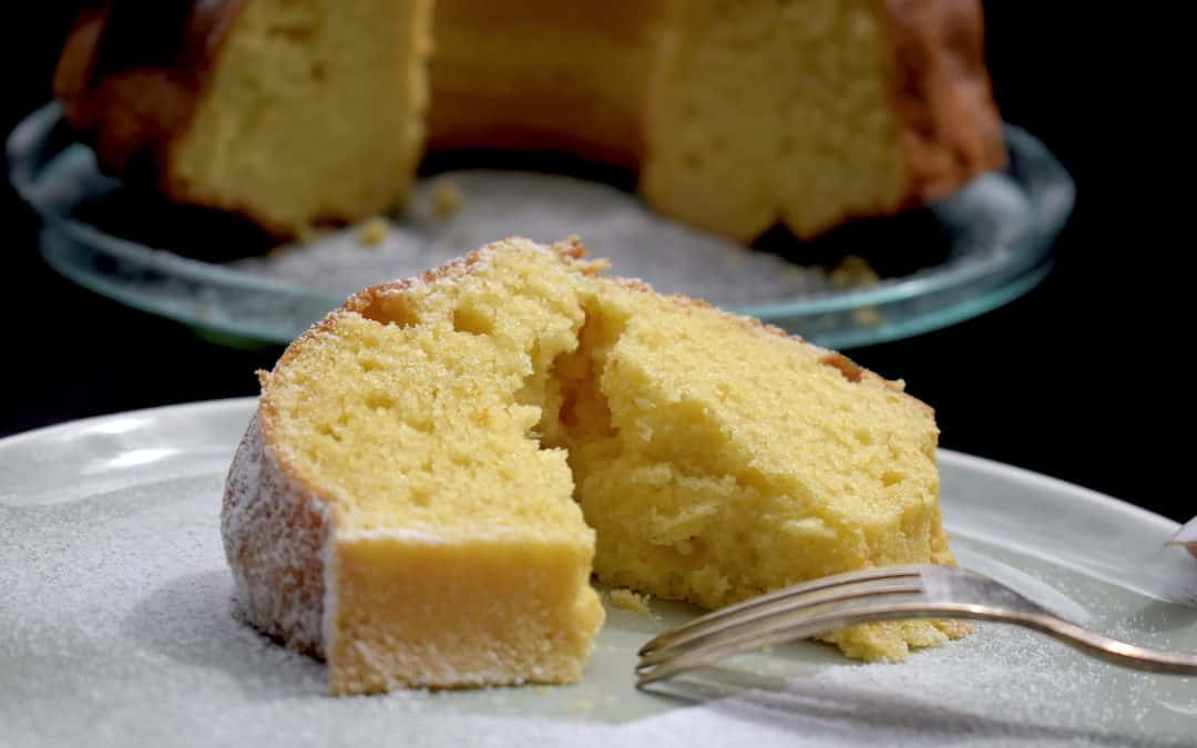 Saftiger Joghurt-Aprikosen-Kuchen ❤️
