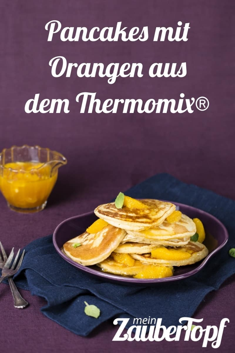 Pancakes aus dem Thermomix - Foto: Anna Giesinger