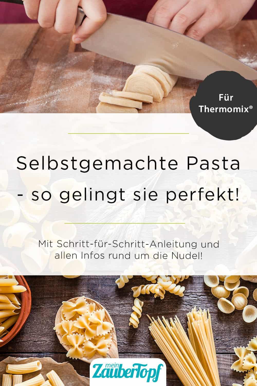 Selbstgemachte Pasta mit dem Thermomix® – Foto: Kathrin Knoll /gettyimages / fcafotodigital