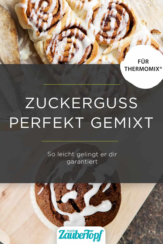 Zuckerguss aus dem Thermomix® – Foto: Anna Gieseler