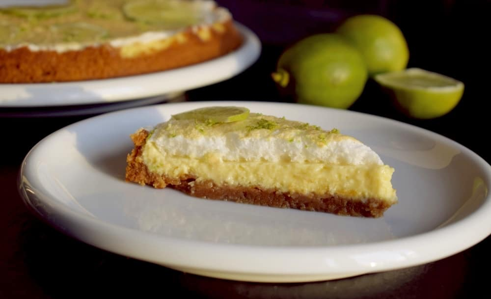 Key Lime Pie aus dem Thermomix® – Foto: Boris Georgiev