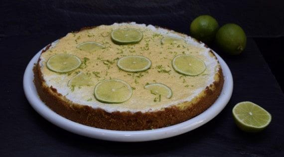 Key Lime Pie aus dem Thermomix® – Foto: Boris Georgiev