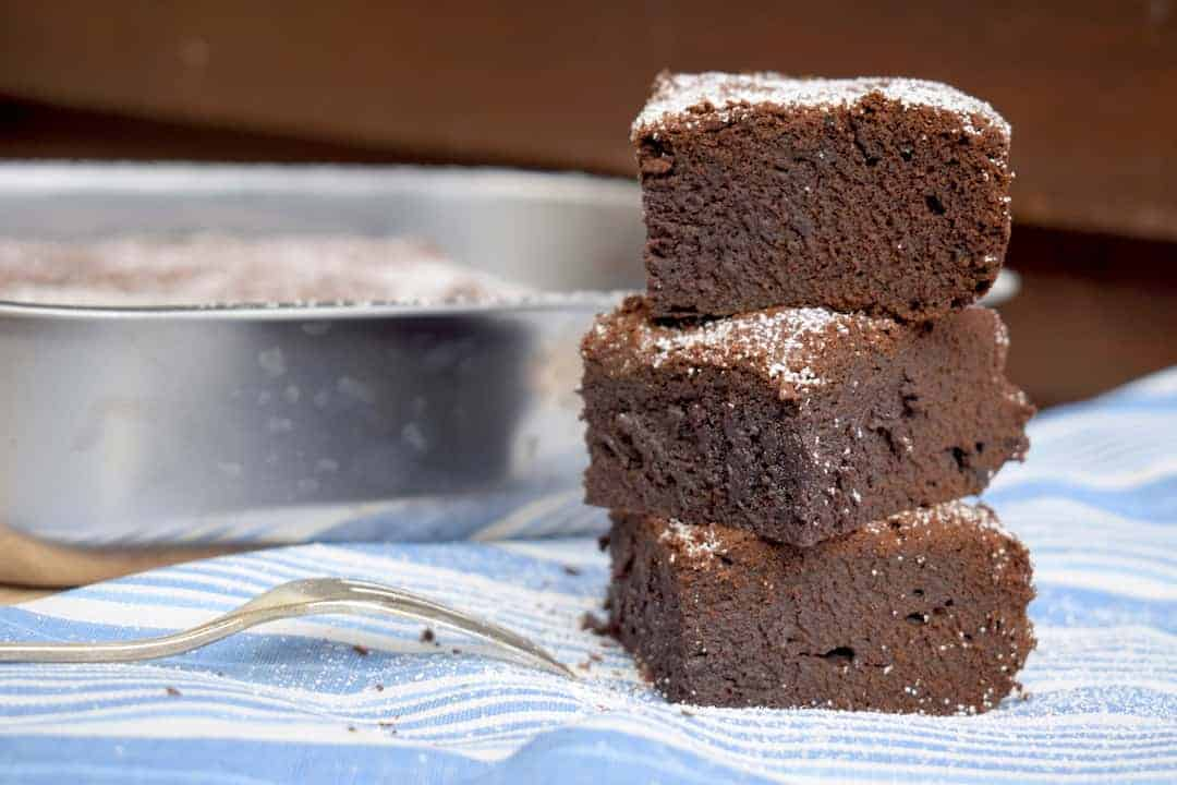 Brownies Aus Dem Thermomix Mein Zaubertopf