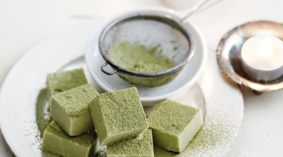 Grüne Schokolade aus dem Thermomix® – Foto: Ira Leoni