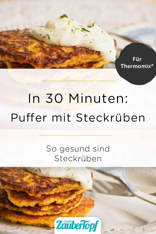 Kartoffelpuffer mit Steckrüben mit dem Thermomix® - Foto: pixabay