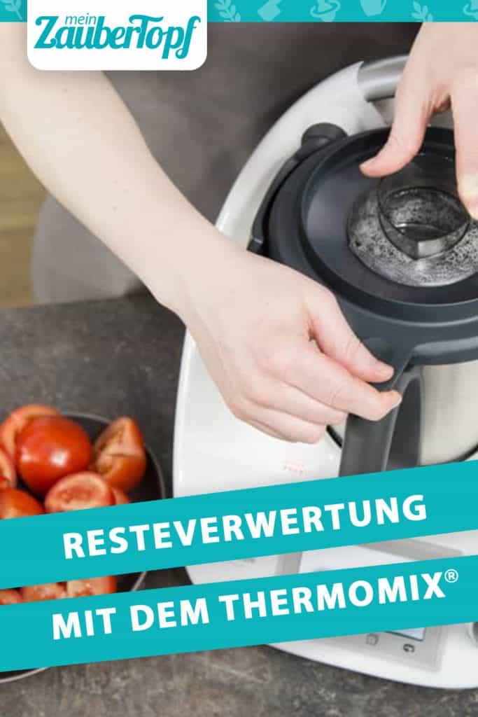 Tomatensauce aus dem Thermomix® - Foto: Kathrin Knoll