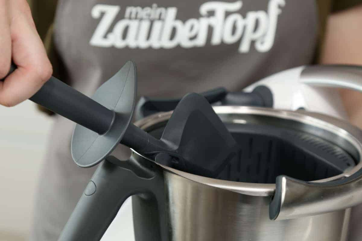 So nutzt du den Thermomix® optimal: Der Garkorb!