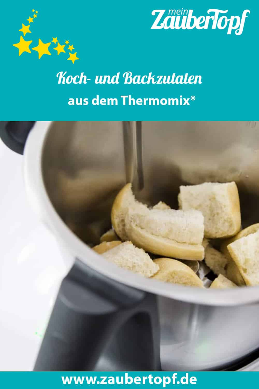 Paniermehl aus dem Thermomix® - Foto: Kathrin Knoll