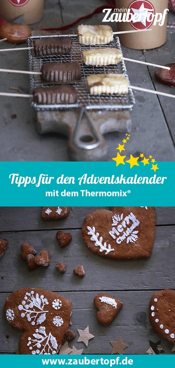 Lakritzlollies und Köstliche Lebkuchenherzen aus dem Thermomix® – Foto: Tina Bumann