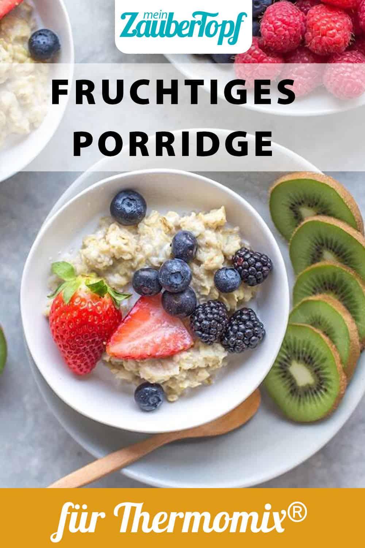 Fruchtiges Porridge aus dem Thermomix® –Foto: Unsplash / Melissa