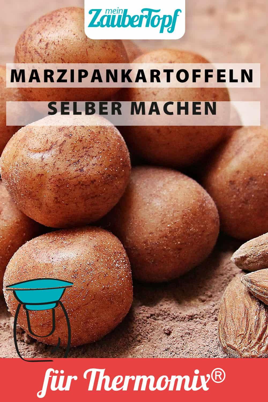Marzipankartoffeln selber machen mit dem Thermomix® - Foto: S. Hermann & F. Richter Pixabay