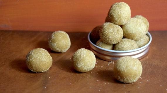 Marzipankartoffeln aus dem Thermomix® – Foto: Nicole Stroschein