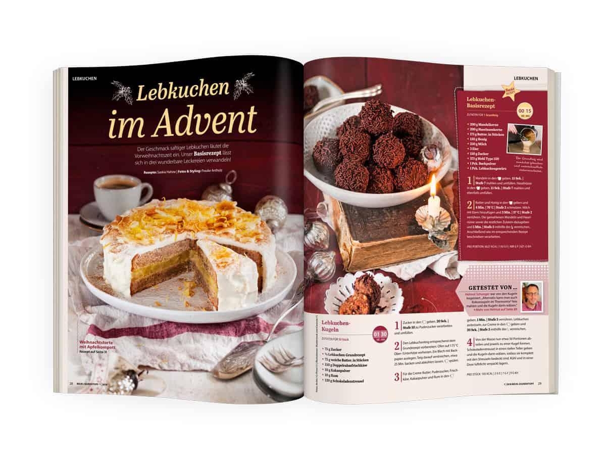 Lebkuchen im Advent