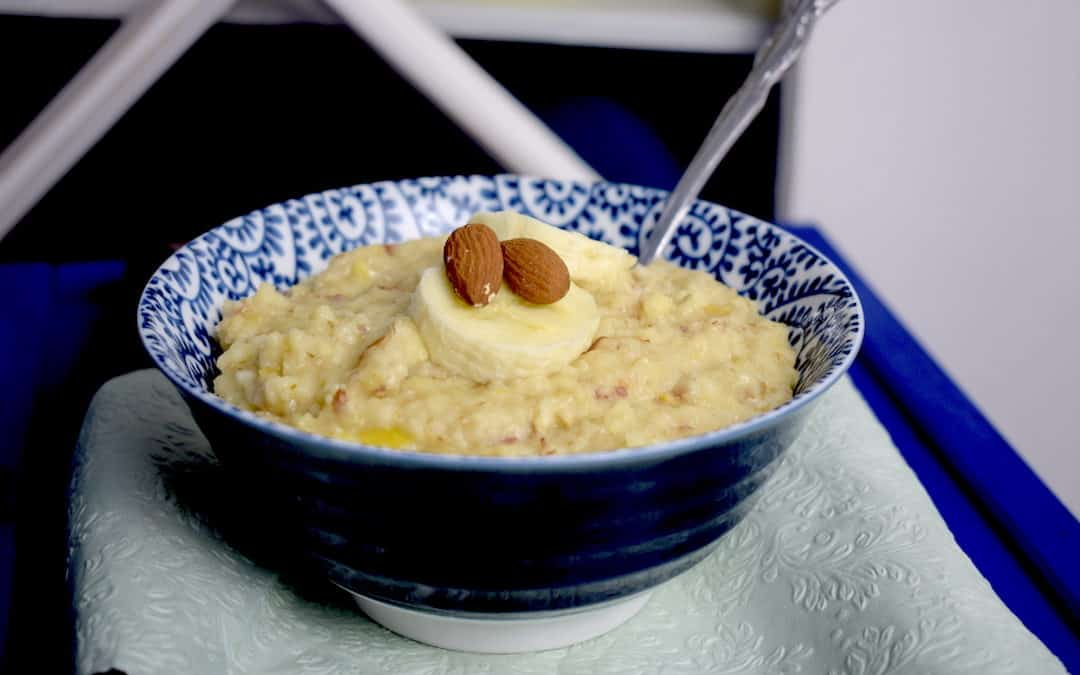 Fruchtiges Porridge